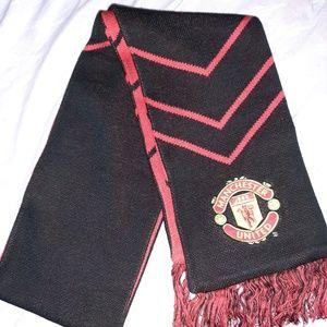 Nike Manchester United Scarf nwot reversible